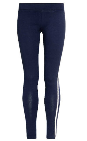 Topitm legging Kalla jersey dark blue basic