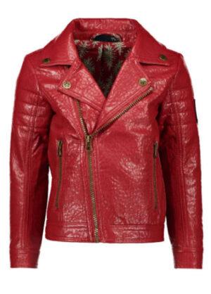Like Flo girls biker jacket F909-5349