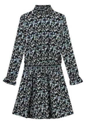 Levv meisjes jurk Fania french blue