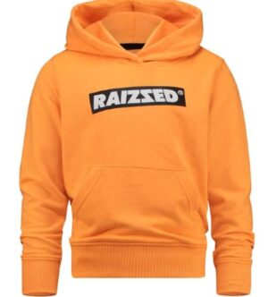 Raizzed jongens sweater New Orleans neon orange