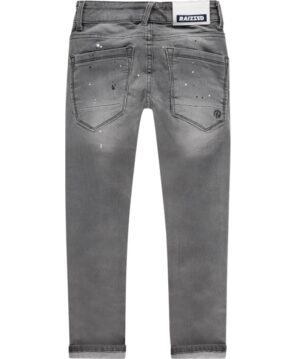 Raizzed meisjes spijkerbroek Tokyo crafted vintage grey