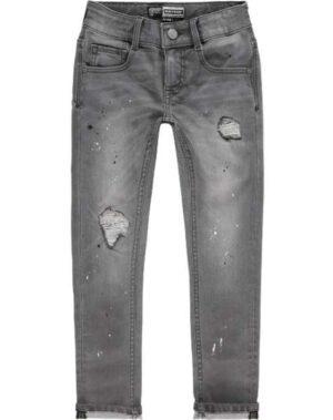 Raizzed jongens spijkerbroek Tokyo crafted vintage grey