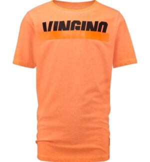 Vingino jongens t-shirt Hixx neon orange