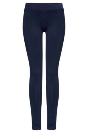 Topitm meisjes legging dark blue basic