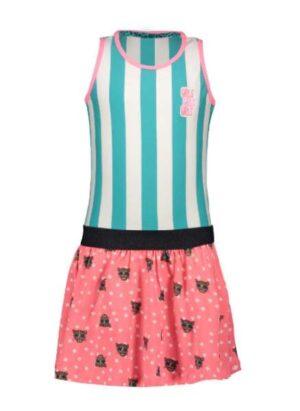 B.Nosy meisjes jurk tiger dots Y003-5853