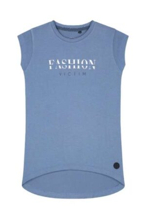 Levv meisjes t-shirt Faya stone blue
