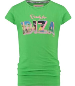 Vingino meisjes t-shirt Houani bright green