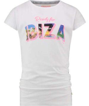 Vingino meisjes t-shirt Houani real white