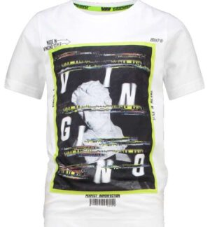 Vingino jongens t-shirt Heffie real white