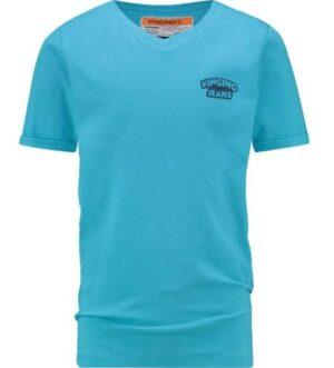 Vingino jongens t-shirt Hangu pacific blue