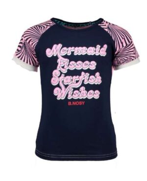 B.Nosy meisjes rok sorbet pink Y003-5770