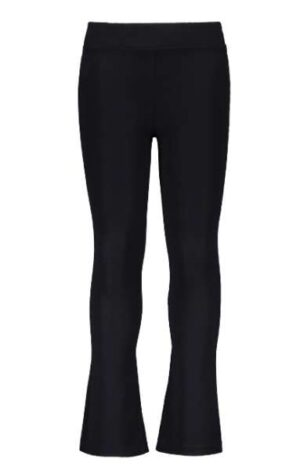 Like Flo meisjes crêpe flared pants navy F003-5690