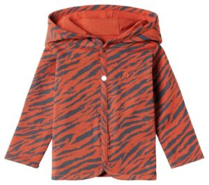 Noppies baby vest Amangu spicy ginger