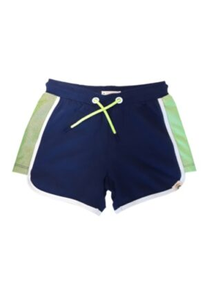 Topitm meisjes short Petra jersey dark blue