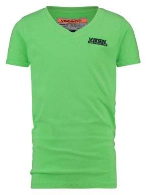 Vingino jongens t-shirt Hama neon green