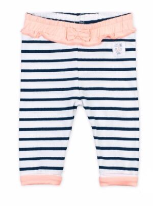Feetje baby meisjes broek streep sailor girl