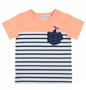 Feetje baby jongens t-shirt uni-streep