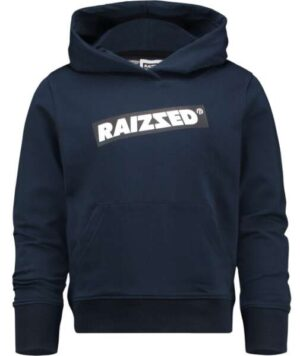 Raizzed jongens sweater New Orleans dark blue