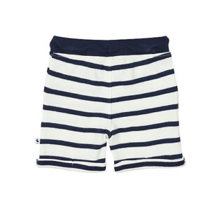 Ducky Beau baby short navy stripe