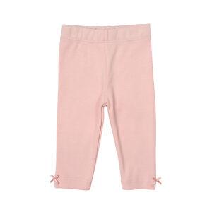 Ducky Beau baby jurk pink stripe