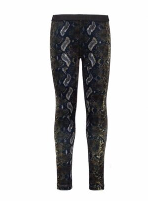 Like Flo velours snake legging