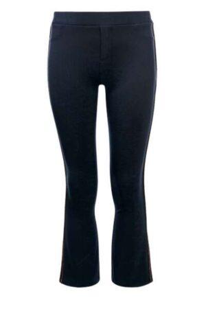Looxs meisjes flared pants donkerblauw