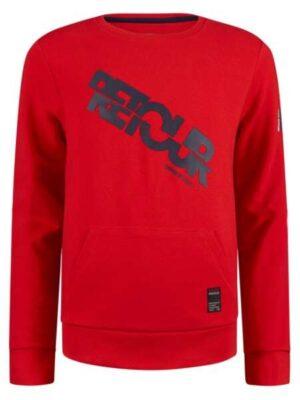 Retour sweater Gino red