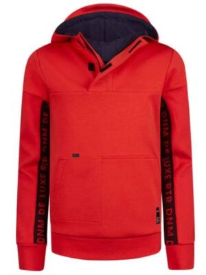 Retour Hoodie sweater Chaz red