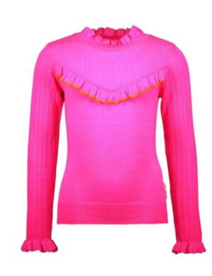 B.Nosy knitted pullover Y008-5332