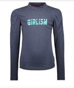 B.Nosy meisjes shirt blauw Y008-5442