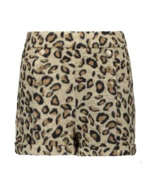 Like Flo meisjes short animal print