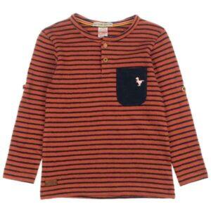 Sturdy jongens shirt 716.00404 bruin