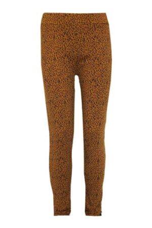 Topitm meisjes legging Asha leopard
