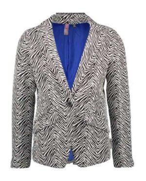 B.Nosy meisjes blazer Zebra