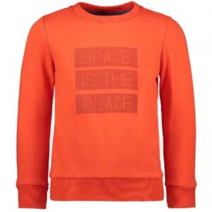 Bampidano jongens sweater Brent brique A008-6380