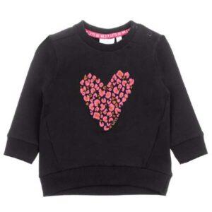 Feetje baby meisjes sweater animal attitude