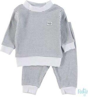 Feetje baby wafel pyjama navy