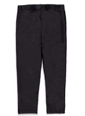 Jubel meisjes legging lederlook zwart 922.00205