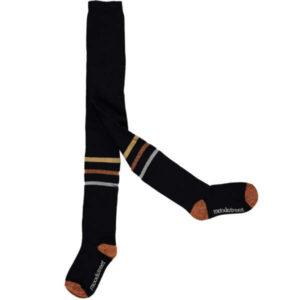 Moodstreet meisjes maillot streep zwart M008-5921