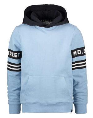 Moodstreet hoodie blauw