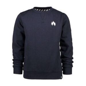 Moodstreet MT sweater navy M008-6383