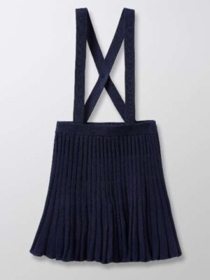 Cyrillus meisjes in tricot met plissé