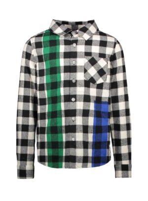 B.Nosy jongens blouse ruit Y008-6110