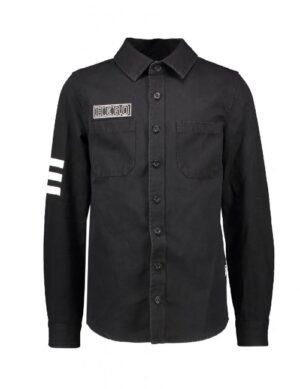 B.Nosy jongens blouse zwart Y009-6120