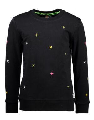 B.Nosy jongens sweater black Y009-6320