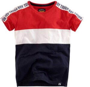 Z8 baby t-shirt Vince colourblock