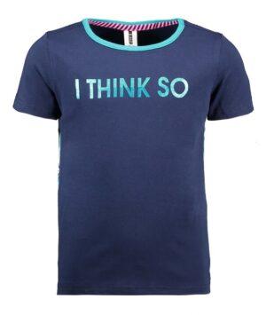 B.Nosy meisjes t-shirt space blue