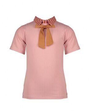 Nono meisjes t-shirt roze N012-5405