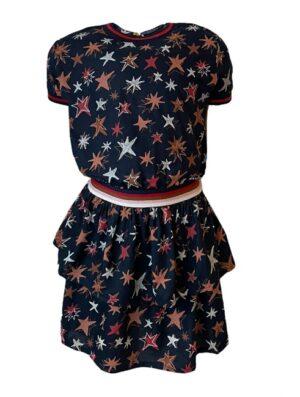 Topitm meisjes jurk Allison stars