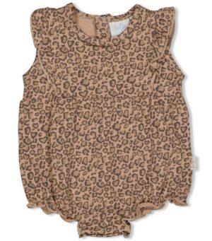 Feetje baby romper 50200135 panter cutie